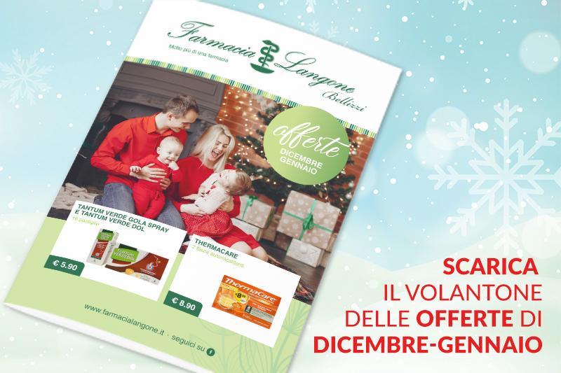 Online il catalogo delle offerte della Farmacia Langone Bellizzi