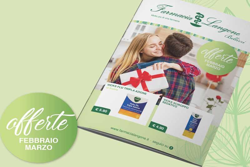Farmacia Langone: nuovo catalogo delle offerte